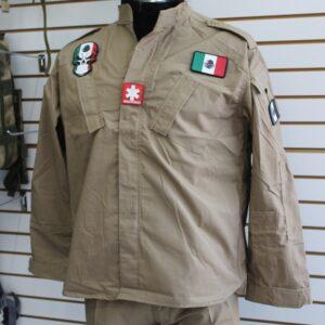 Camisola tactica militar seguridad corporaciones importada