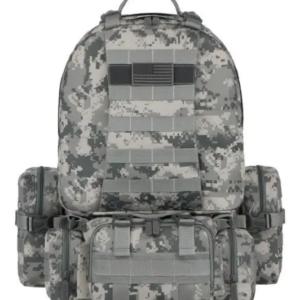 mochila militar desmontable RT505 premiun East West
